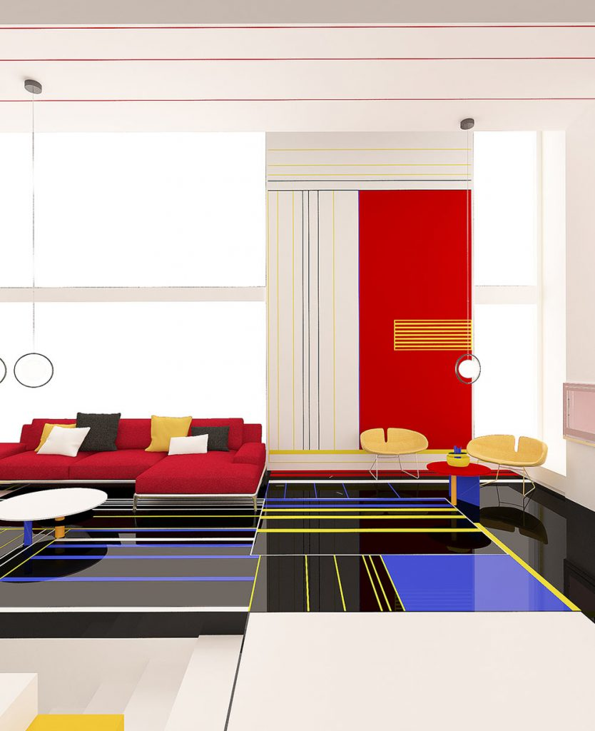 Mondrian Brani e Desi | Collater.al