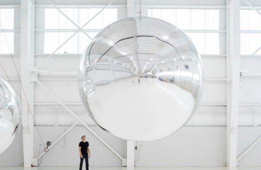 Orbital Reflector di Trevor Paglen: la prima scultura nello spazio