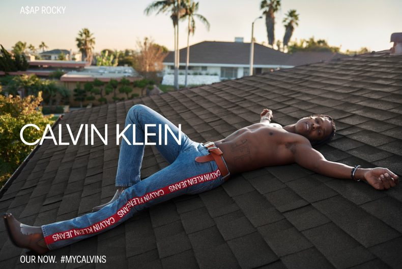 Our Now, the new Calvin Klein's campaign