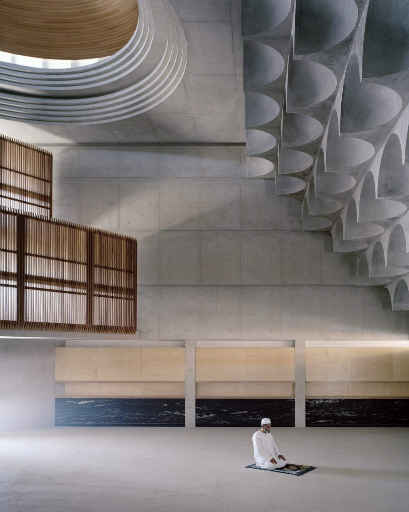 Punchbowl Mosque Candalepas Associates   Collater.al