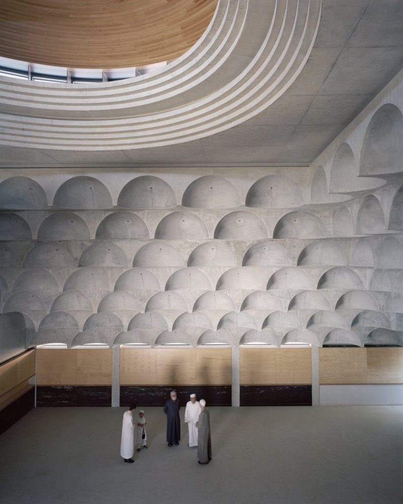 Punchbowl Mosque Candalepas Associates | Collater.al