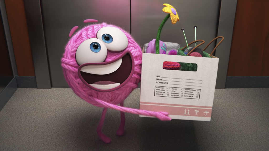Purl Pixar SparkShorts | Collater.al
