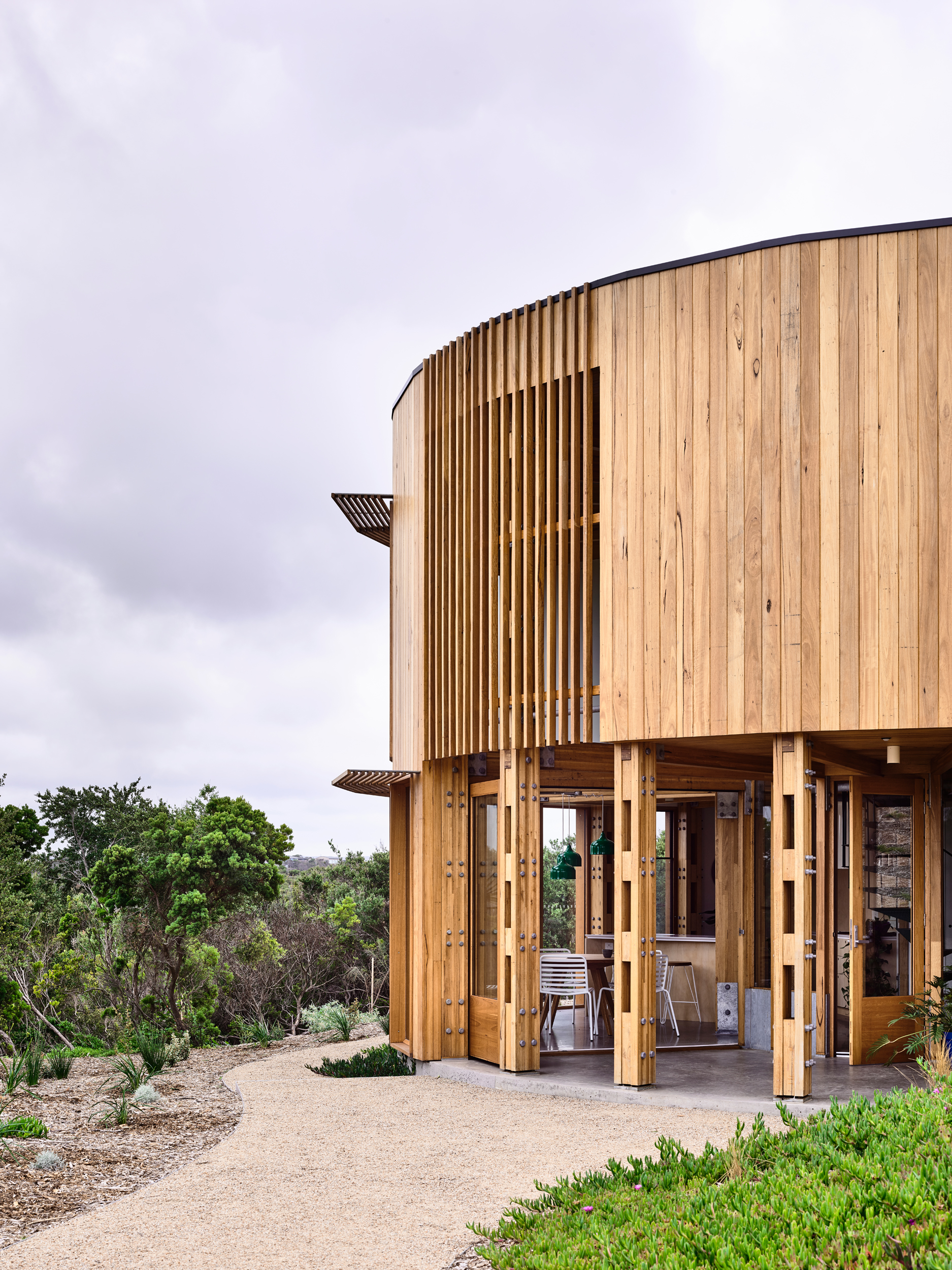 St Andrews Beach House austin maynard architects | Collater.al