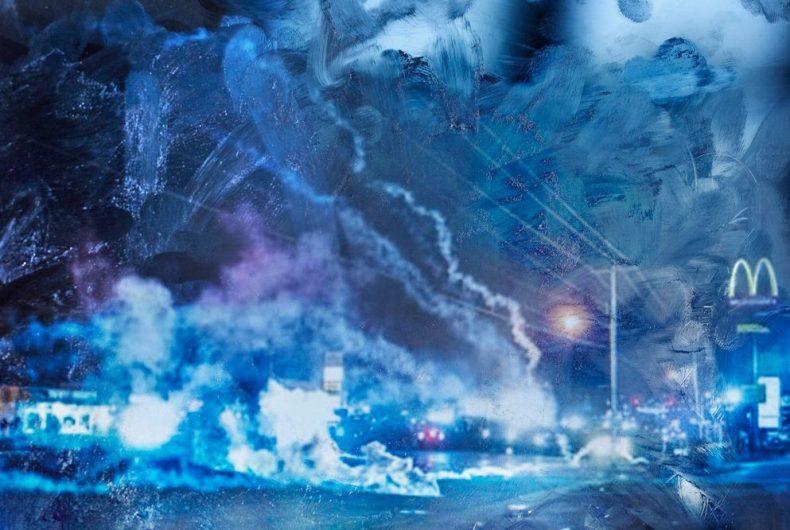 Surface Tension, impronte digitali nella mostra di Tabitha Soren