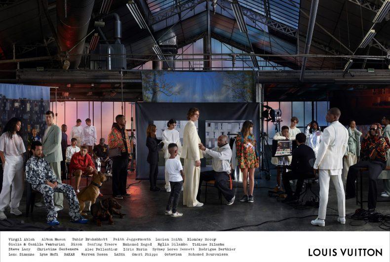 La campagna Boyhood di Louis Vuitton riprende un classico dell'arte