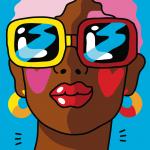Xaviera Altena e le sue illustrazioni pop ispirate agli anni '90 | Collater.al 14