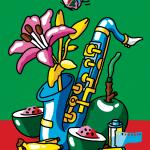 Xaviera Altena e le sue illustrazioni pop ispirate agli anni '90 | Collater.al 15