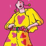 Xaviera Altena e le sue illustrazioni pop ispirate agli anni '90 | Collater.al 5