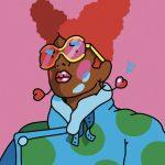 Xaviera Altena e le sue illustrazioni pop ispirate agli anni '90 | Collater.al 6