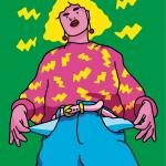 Xaviera Altena e le sue illustrazioni pop ispirate agli anni '90 | Collater.al 7