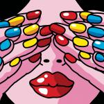 Xaviera Altena e le sue illustrazioni pop ispirate agli anni '90 | Collater.al 9