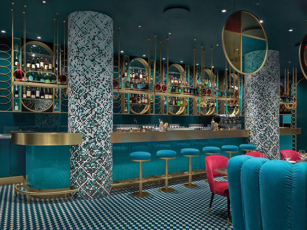 lion restaurant daniela colli | Collater.al