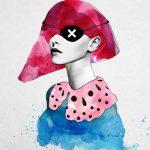 1Jenny Liz Rome e le sue illustrazioni di moda | Collater.al 13