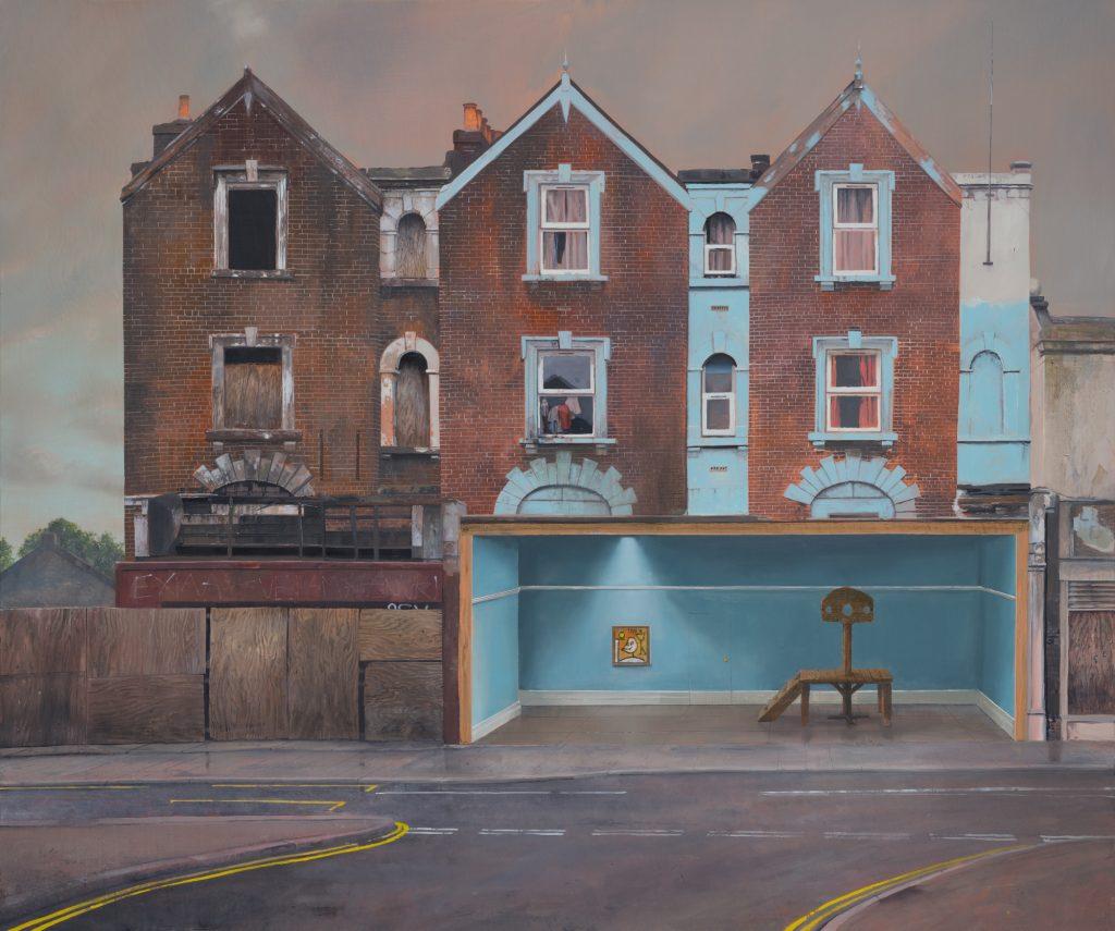 Andrew McIntosh dipinge il Sud di Londra | Collater.al
