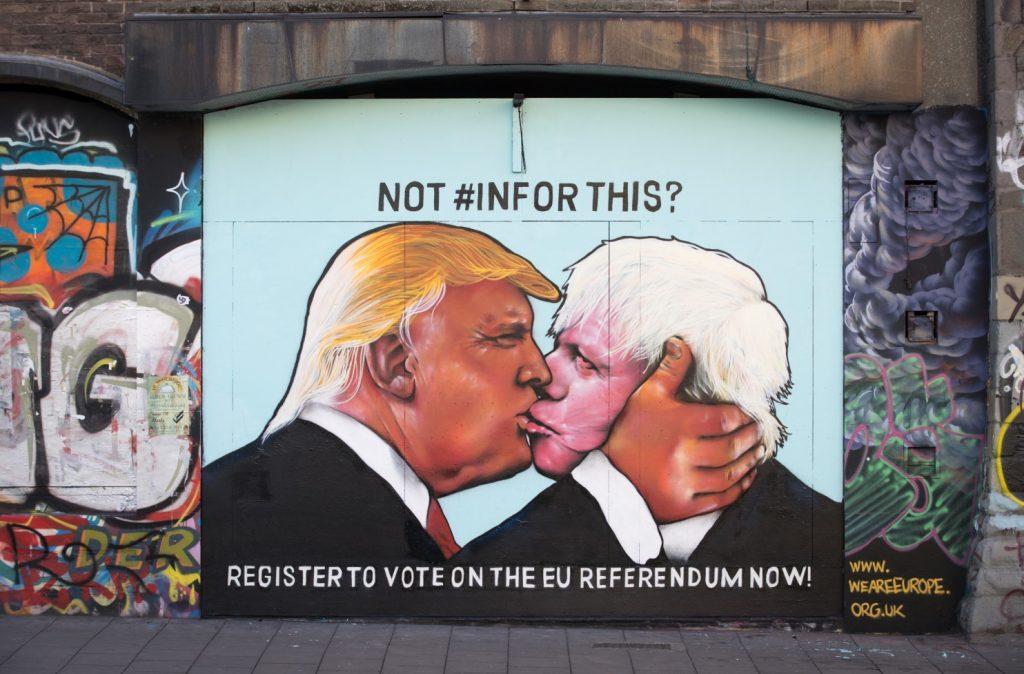 Art aganist Brexit, le opere più significative | Collater.al