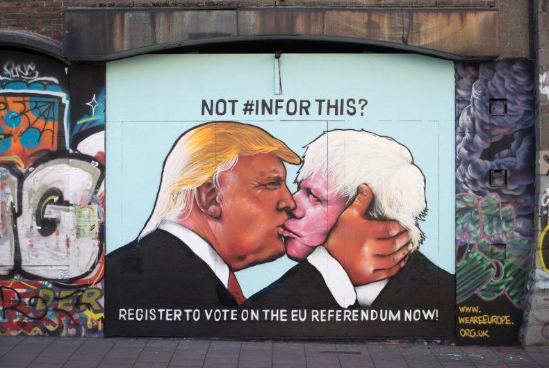 Art aganist Brexit, le opere più significative
