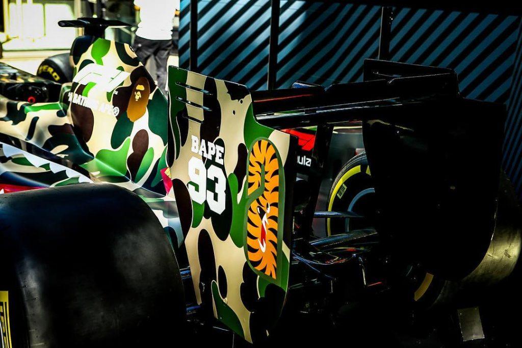 BAPE x Formula 1, la preview della collezione | Collater.al