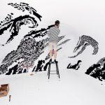 BLACK & LIGHT, il progetto visionario di Oscar Oiwa | Collater.al 8