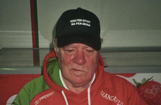 """Calcetto Eleganza presents the dad hat """"Non per Sport ma per Moda"""""""