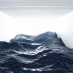 Contact, l'installazione che porta il mare in una stanza | Collater.al