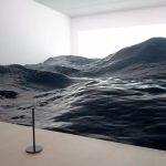 Contact, l'installazione che porta il mare in una stanza | Collater.al 1