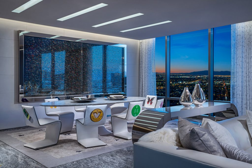 Palms Casino Resort By Damien Hirst Sharks And