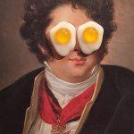 Eric Hoube, quando i dipinti classici diventano irriverenti | Collater.al 14