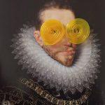 Eric Hoube, quando i dipinti classici diventano irriverenti | Collater.al 8