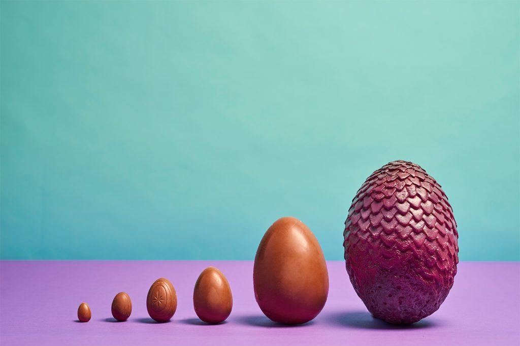 Game of Thrones a Pasqua: le uova di drago Deliveroo | Collater.al