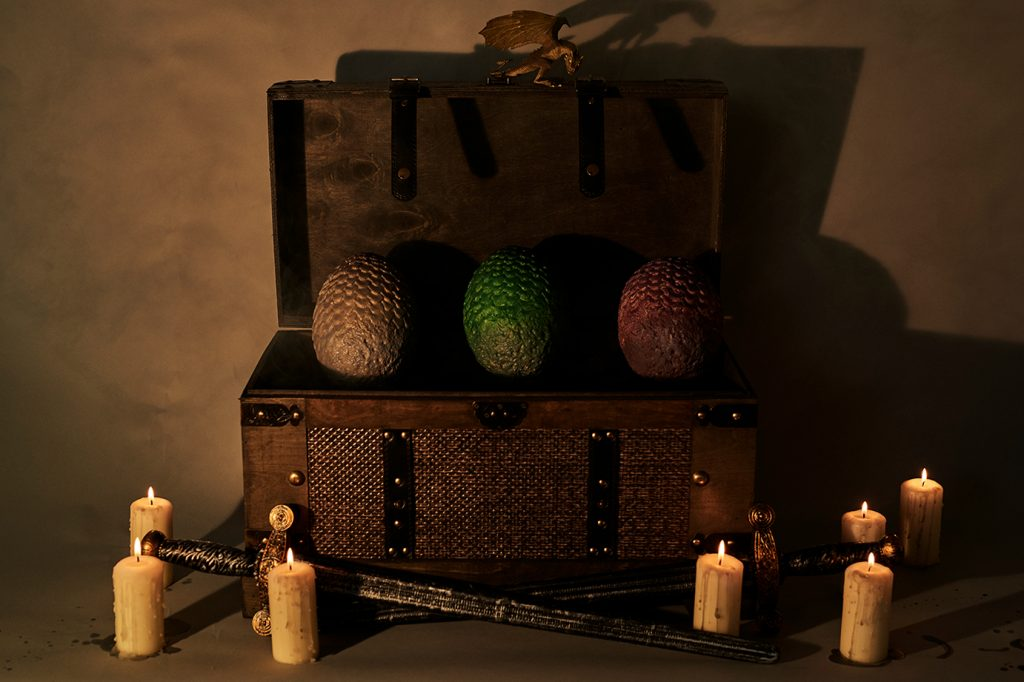 Game of Thrones a Pasqua: le uova di drago Deliveroo | Collater.al
