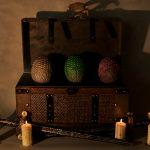 Game of Thrones a Pasqua- le uova di drago Deliveroo | Collater.al