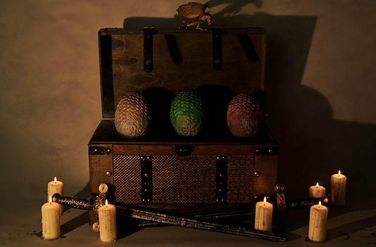 Deliveroo lancia le uova di cioccolato ispirate a Game of Thrones