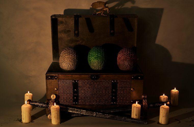 Deliveroo lancia le uova di cioccolato ispirate a Game of Thrones