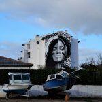 Huariu, street art tribale in bianco e nero | Collater.al 10