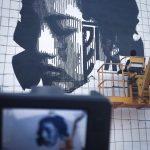Huariu, street art tribale in bianco e nero | Collater.al 13