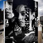 Huariu, street art tribale in bianco e nero   Collater.al 2