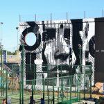 Huariu, street art tribale in bianco e nero   Collater.al 5