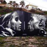 Huariu, street art tribale in bianco e nero   Collater.al 8