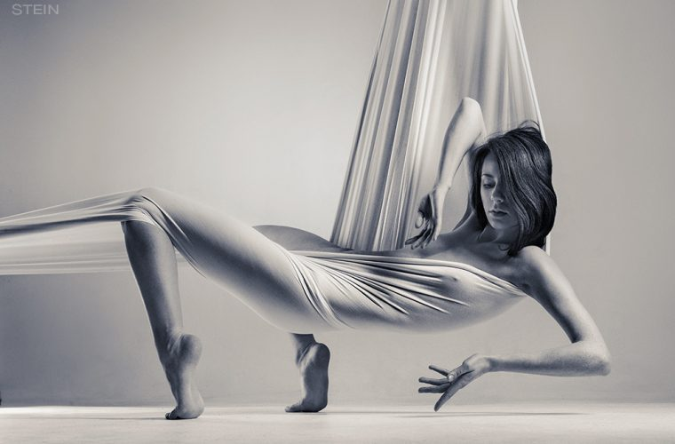 Sculptural bodies photographed by Vadim Stein