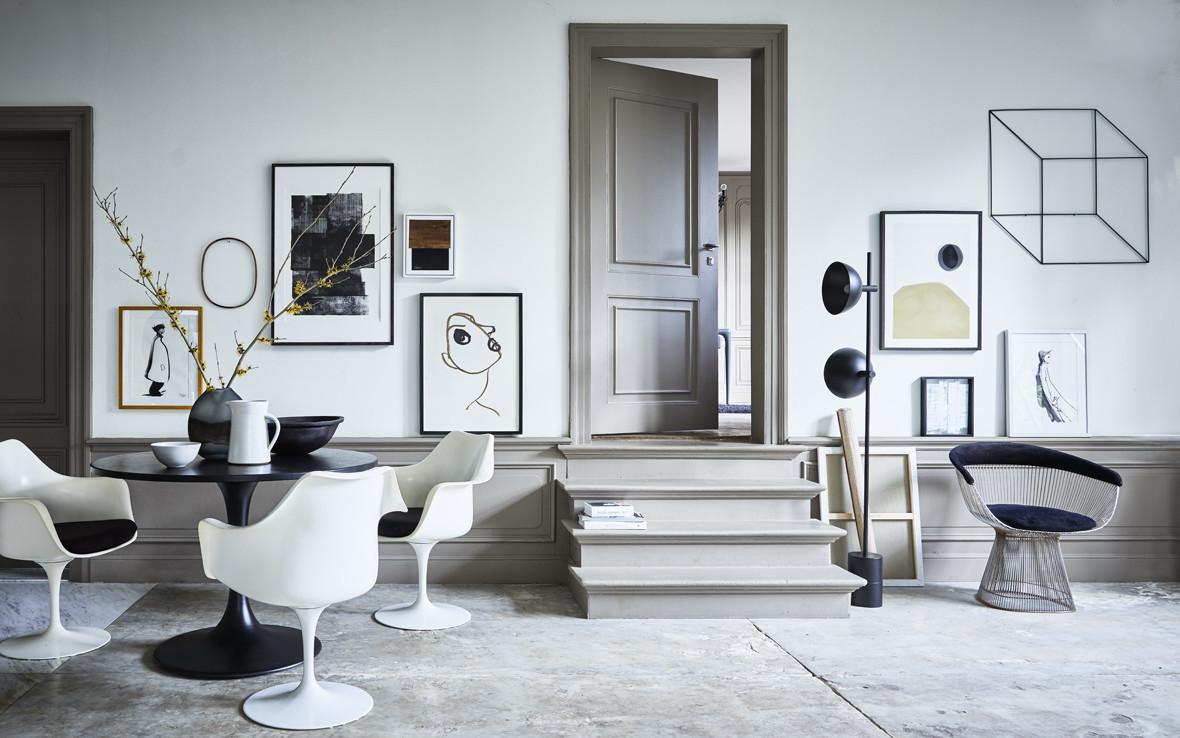 I lavori della stilista di interni Cleo Scheulderman