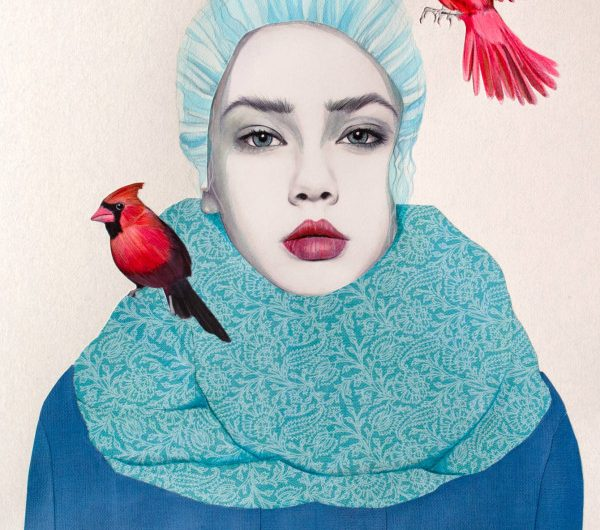 Jenny Liz Rome and her fashion illustrations