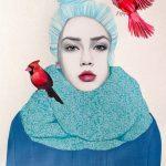 Jenny Liz Rome e le sue illustrazioni di moda | Collater.al 14