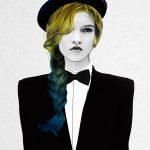 Jenny Liz Rome e le sue illustrazioni di moda | Collater.al 15