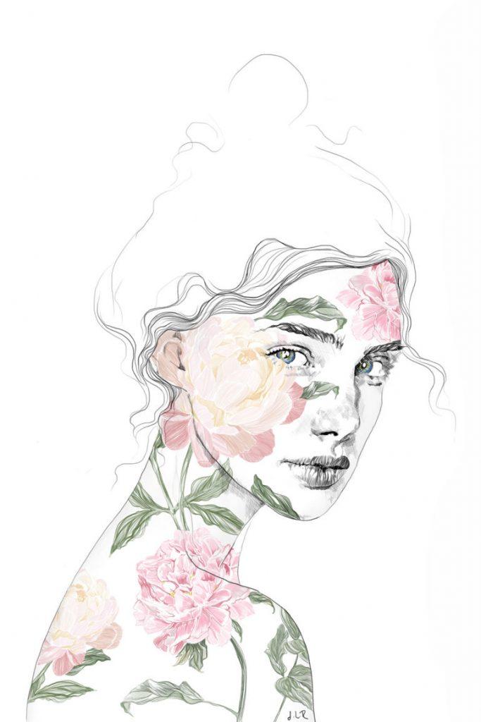 Jenny Liz Rome e le sue illustrazioni di moda   Collater.al
