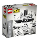 LEGO IDEAS Mickey Mouse Steamboat Willie | Collater.al 2