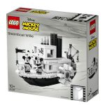 LEGO IDEAS Mickey Mouse Steamboat Willie | Collater.al 3