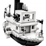 LEGO IDEAS Mickey Mouse Steamboat Willie | Collater.al 7