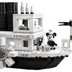 LEGO IDEAS Mickey Mouse Steamboat Willie | Collater.al 9