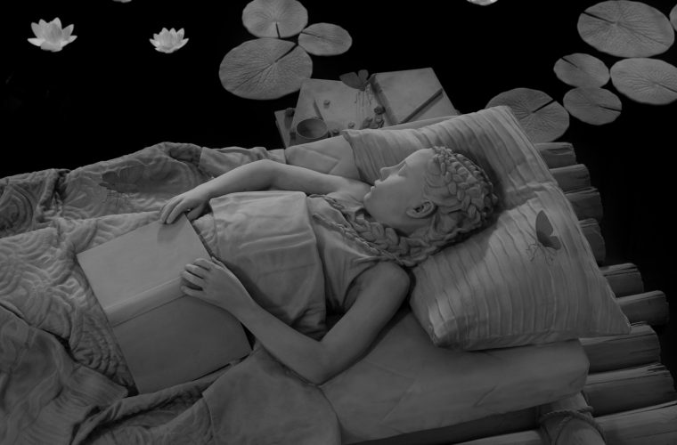 New poetic installation by Hans Op de Beeck