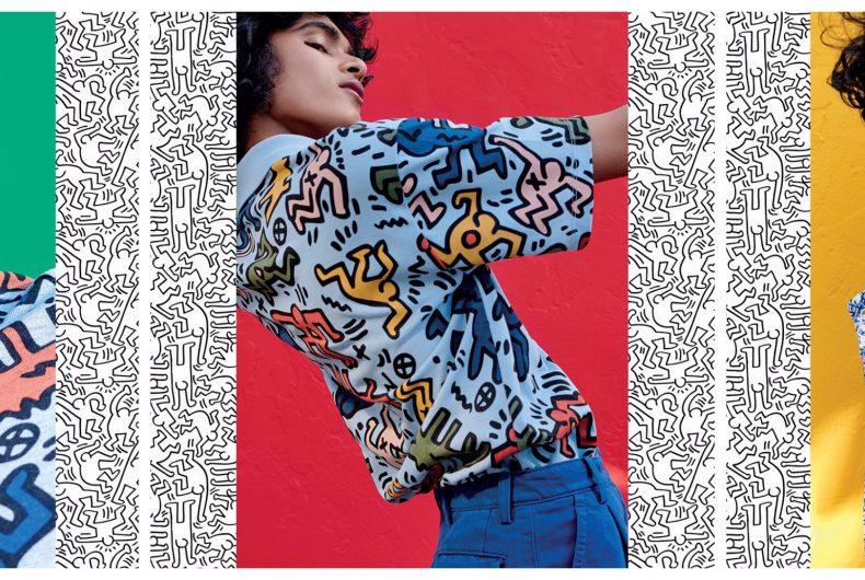 Lacoste omaggia Keith Haring nella nuova collezione FW19